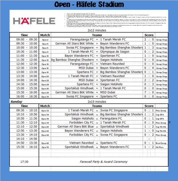 open haefele